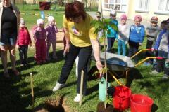 EV 100 puu istutamine