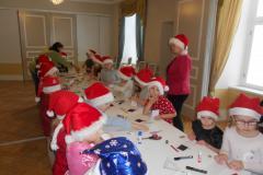 Jõulupidu Polaarmõisas