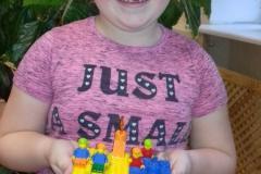 Päiksekesed meisterdasid Legodest