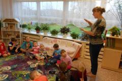 Õpetaja Maarika õpetab programmeerima